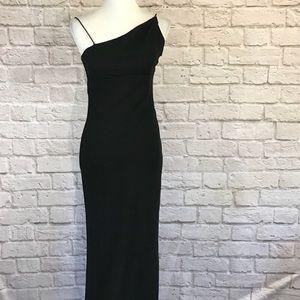 ZumZum by Niki Lucas vintage gown, Black, 5/6